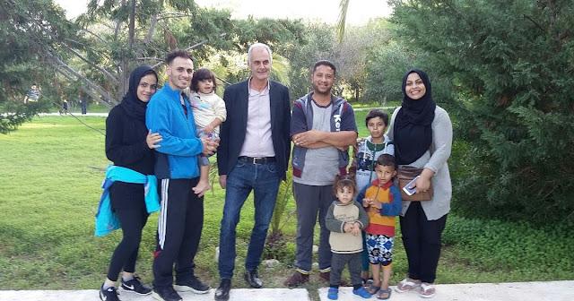 Γιάννης Γκιόλας: Καμία πληροφόρηση για εγκατάσταση άλλων μεταναστών στην περιοχή Αργοναυπλίας