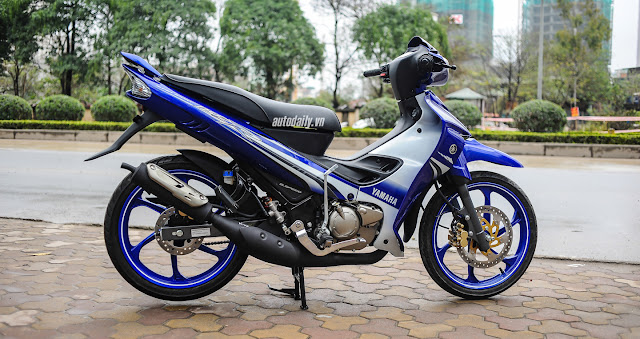 Yamaha Z125 độ cực ngầu tại Sài Gòn 4