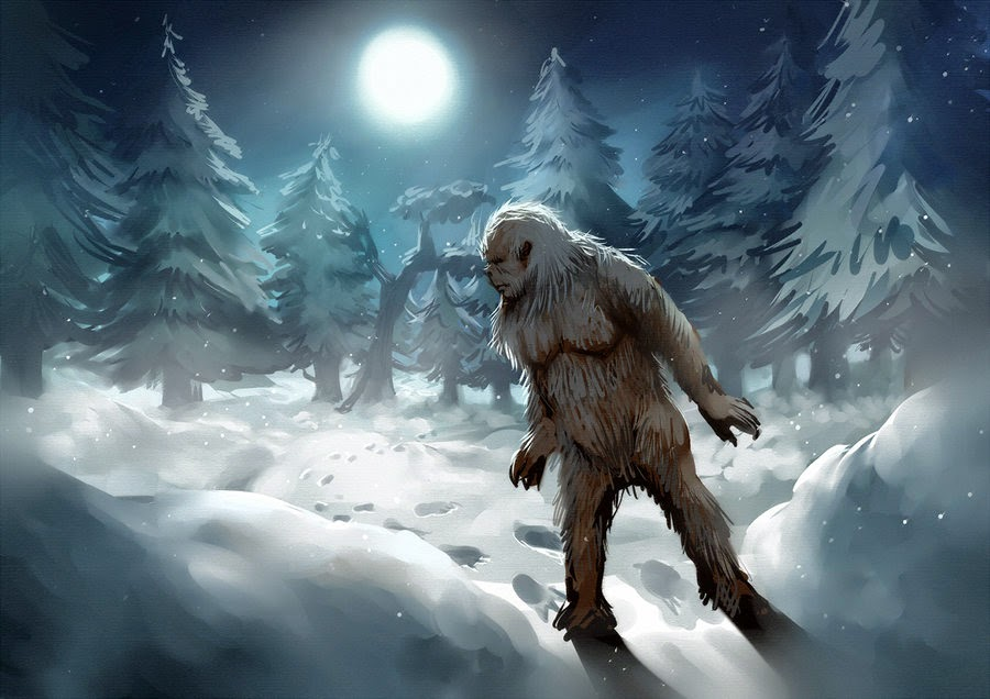 Bigfoot Evidence You Ve Heard Of The Yeti But What About