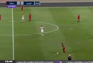 اهاف مباراة سوريا والبحرين مباراة ودية الخميس 11-10-2018