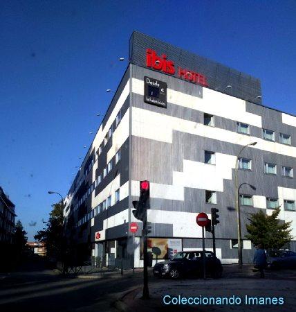 Hotel Ibis Barajas Madrid
