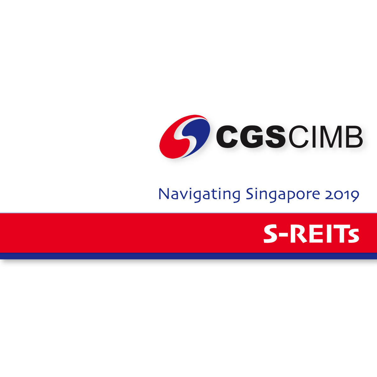 Navigating Singapore 2019 ~ SREITs - CGS-CIMB Research | SGinvestors.io