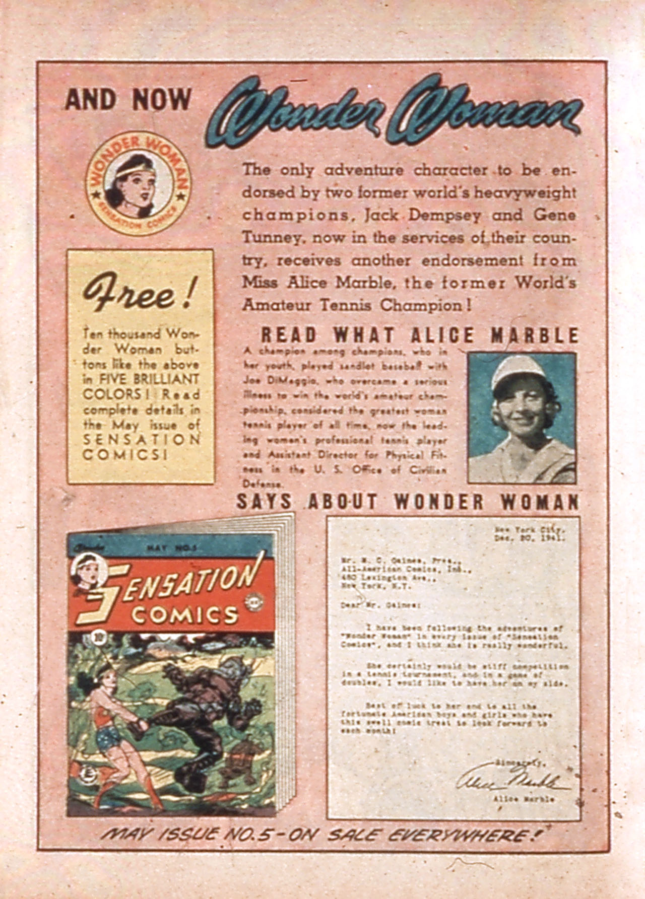 All-Star Comics (1940) issue 10 - Page 65