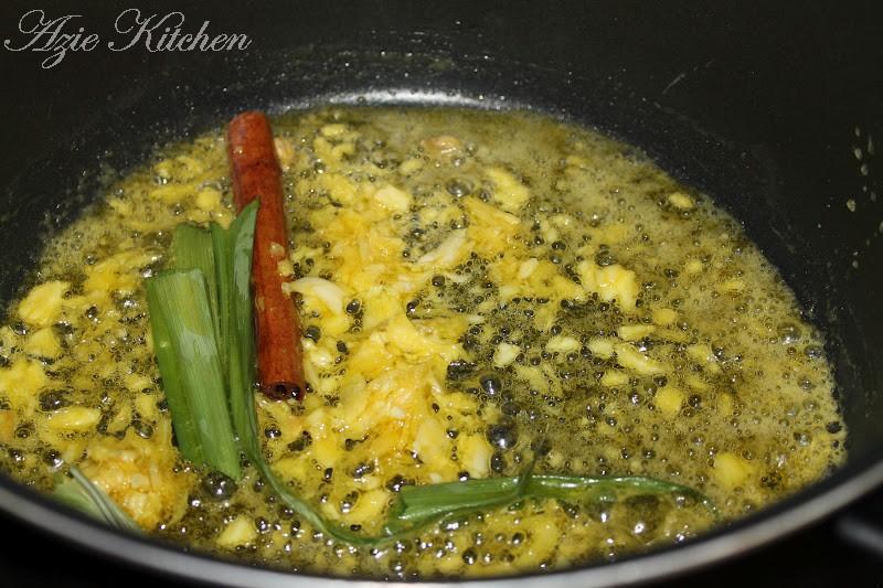 Resepi Nasi Butter Ayam Panggang - Kota Joglo