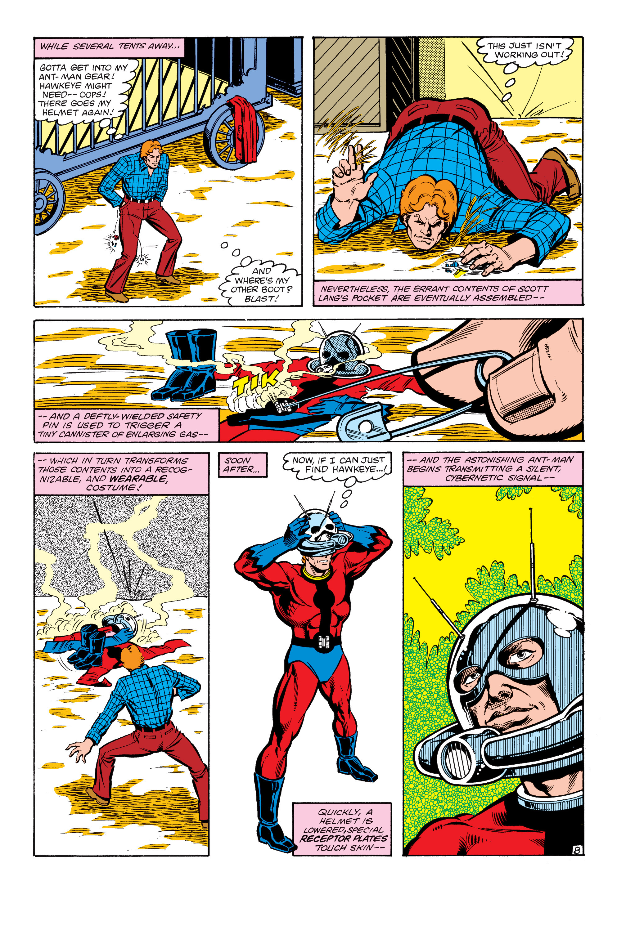 Read online Ant-Man comic -  Issue #Ant-Man _TPB - 213