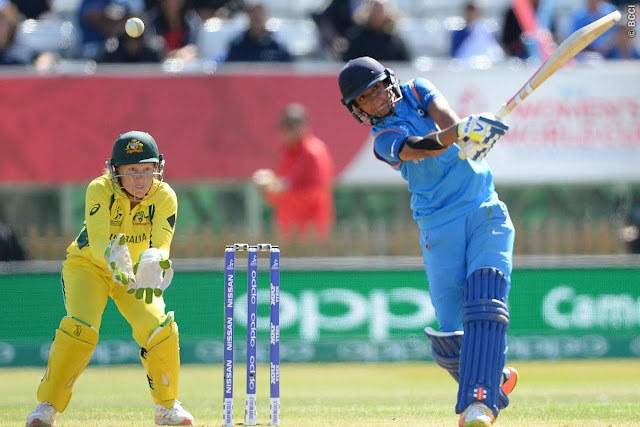 Harmanpreet Kaur's 171 runs not out innings against Australia