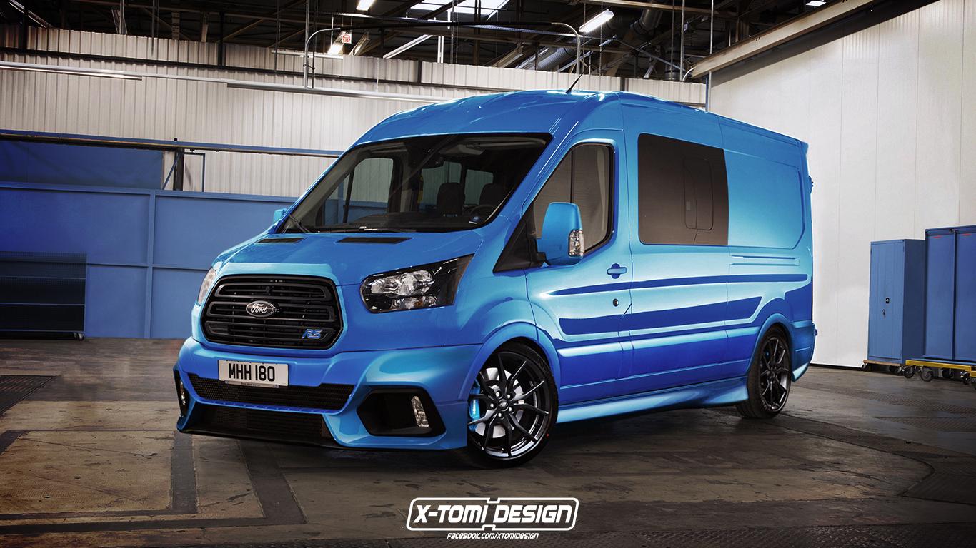 X-Tomi Design: TOP15 - Sport Van