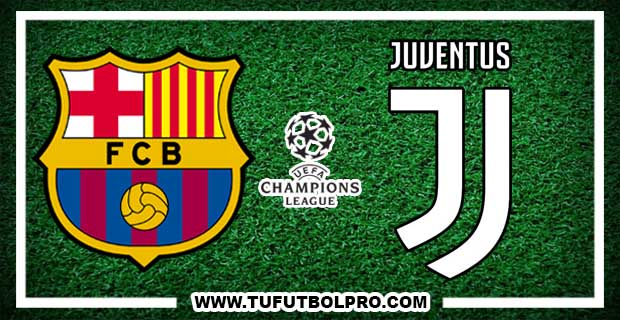 Ver Barcelona vs Juventus EN VIVO Por Internet Hoy 12 de Septiembre 2017