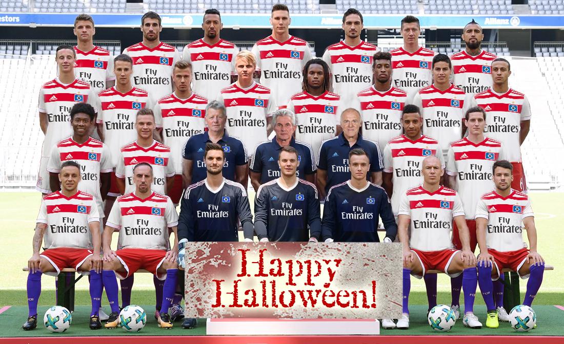 Fc Bayern Halloween