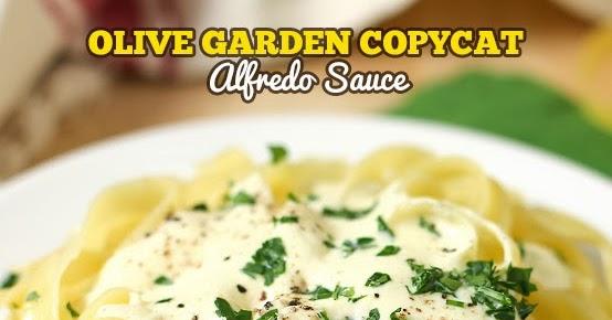 Olive garden copycat alfredo sauce - Olive garden alfredo sauce recipe copycat ...