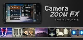 21 Macam Aplikasi Kamera Android Yang Memiliki Fitur DSLR
