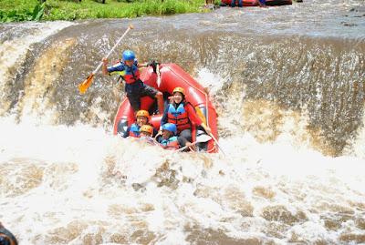 Karo Rafting Banyuwangi