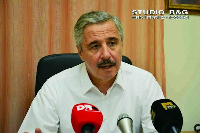 Γ. Μανιάτης: Οι πολίτες πληρώνουν τα σπασμένα 60 εκατ. ευρώ του κ.Σπίρτζη
