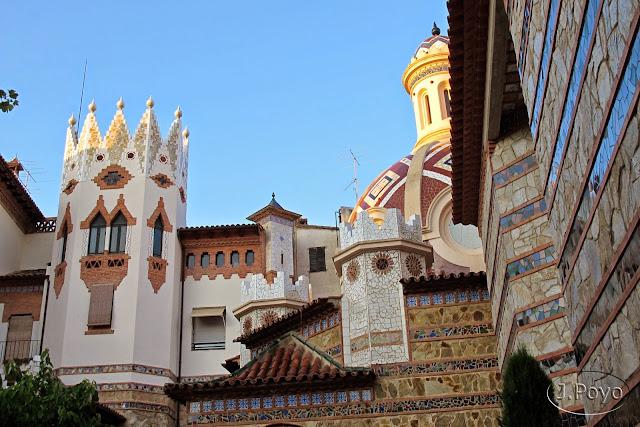 Iglesia de Saint Romá de Lloret de Mar