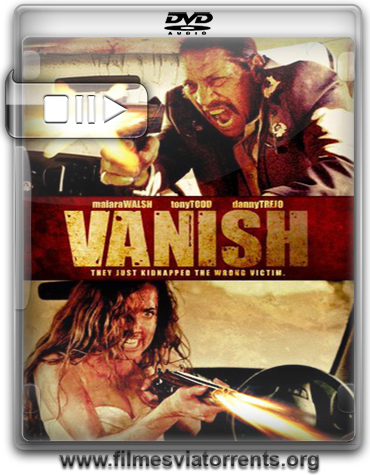 VANish Torrent - BRRip Legendado (2015)