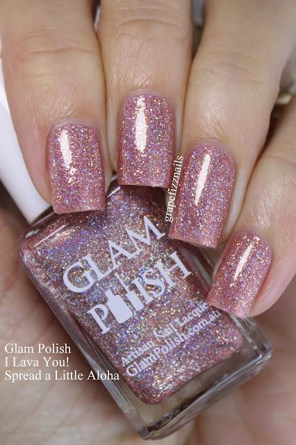 Glam Polish I Lava You!