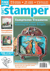 Published in Craft Stamper September 2015