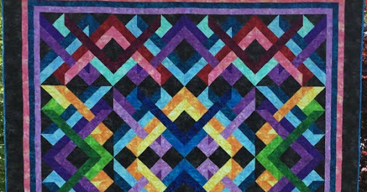 Rainbow Serenade Quilt Along Week 3