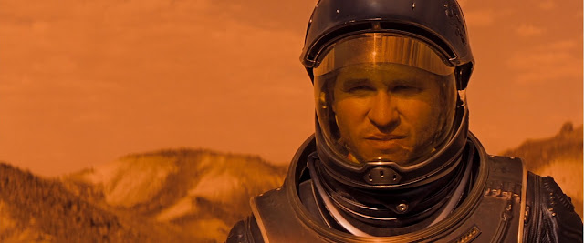 Val Kilmer on Mars from Red Planet movie