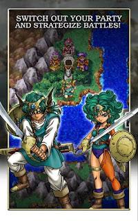 Download Game Dragon Quest IVIV V1.0.5 MOD Apk + Data ( Unlimited Money )