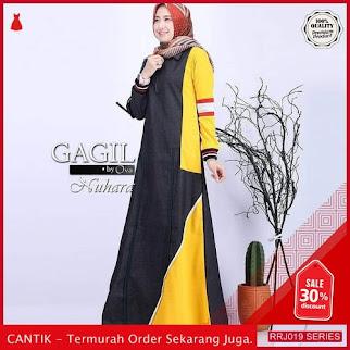 Jual RRJ019D151 Dress Nuhara Dress Wanita Lh Terbaru Trendy BMGShop