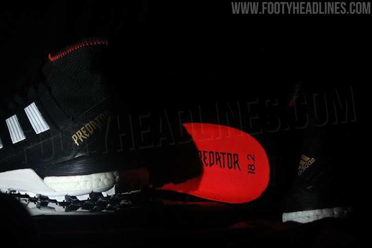 adidas Launch The Predator