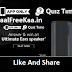 Ultimate Ears Quiz Time Answer & Win Ear Mega Boom Speaker