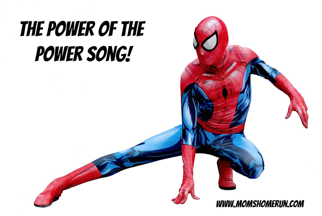 power song for runners
