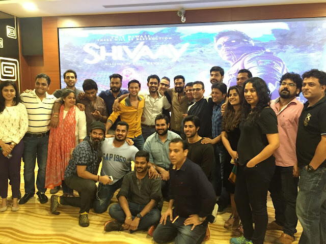shivaay team