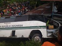 Inilah Nama-Nama Korban Kecelakaan Bus Unand