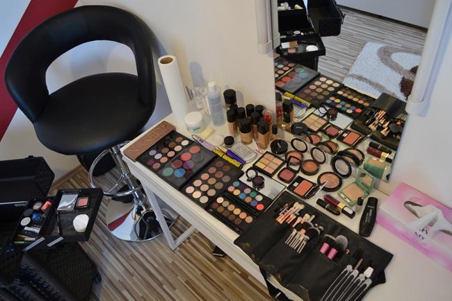 gastpost meine ausbildung zum make up artist chamy at. Black Bedroom Furniture Sets. Home Design Ideas
