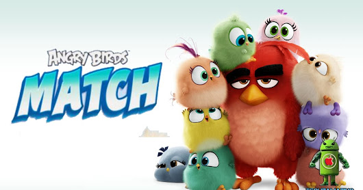 Juego Angry Birds Match para iOS y Android