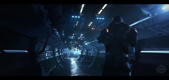 Nikola Sinitsa artstation ilustrações ficção científica arte espaço futuro cyberpunk