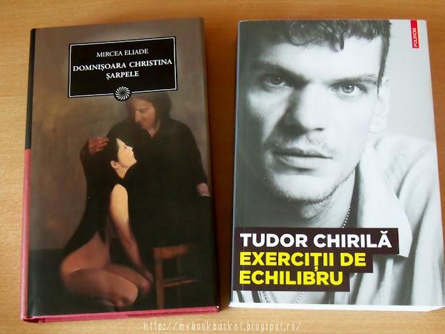 Domnisoara Christina/ Sarpele de Mircea Eliade si Exercitii de Echilibru de Tudor Chirila