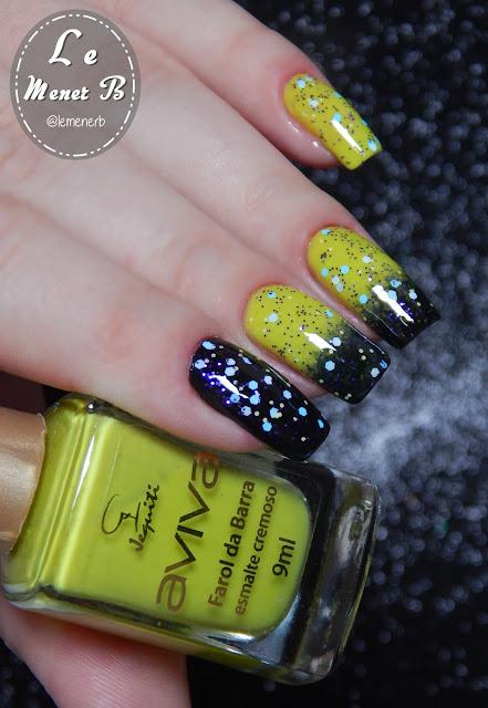 nail art esponjada