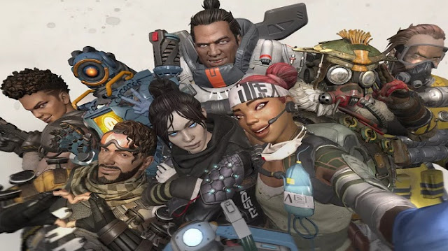 Even a calendar week since it was get-go launched for the PlayStation  Just a calendar week afterwards release, Apex Legends has won 25 i K m players
