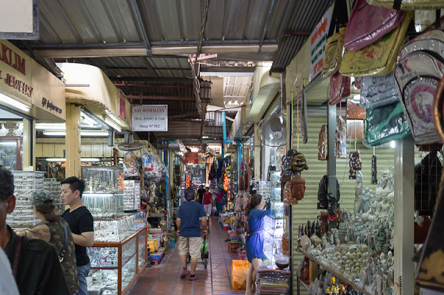 things to do in cambodia russian market phnom penh