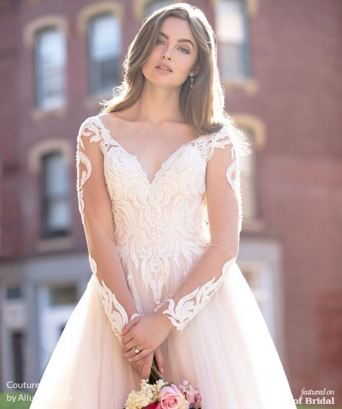 Couture By Allure Bridals Spring 2019 Wedding Dresses