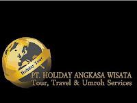 Lowongan Kerja PT. Holiday Angkasa Wisata