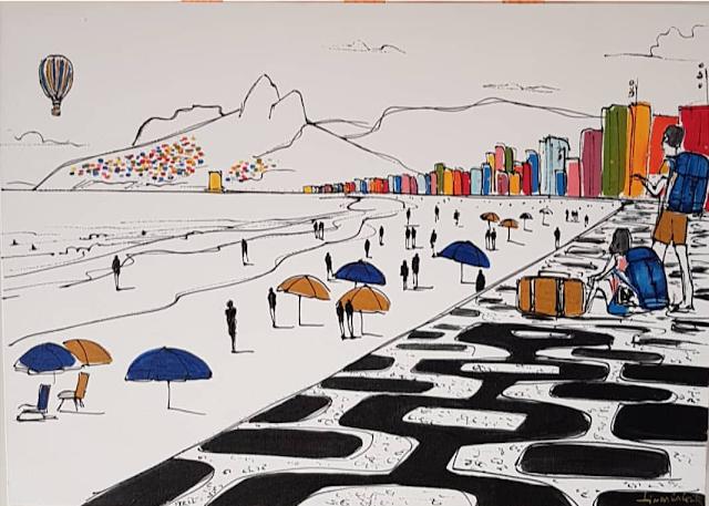 Blog Apaixonados por Viagens - Hotel Sofitel Ipanema - Exposição Viajantes