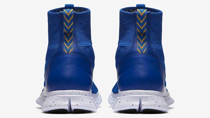 2bb7a0479eef The blue Nike Free Mercurial Superfly 2016 Shoes will drop in late April  2016