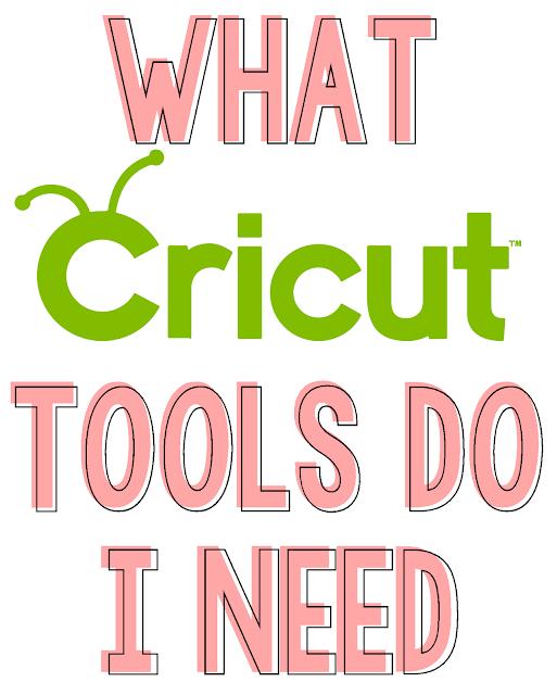 What Cricut Tool do I Need??