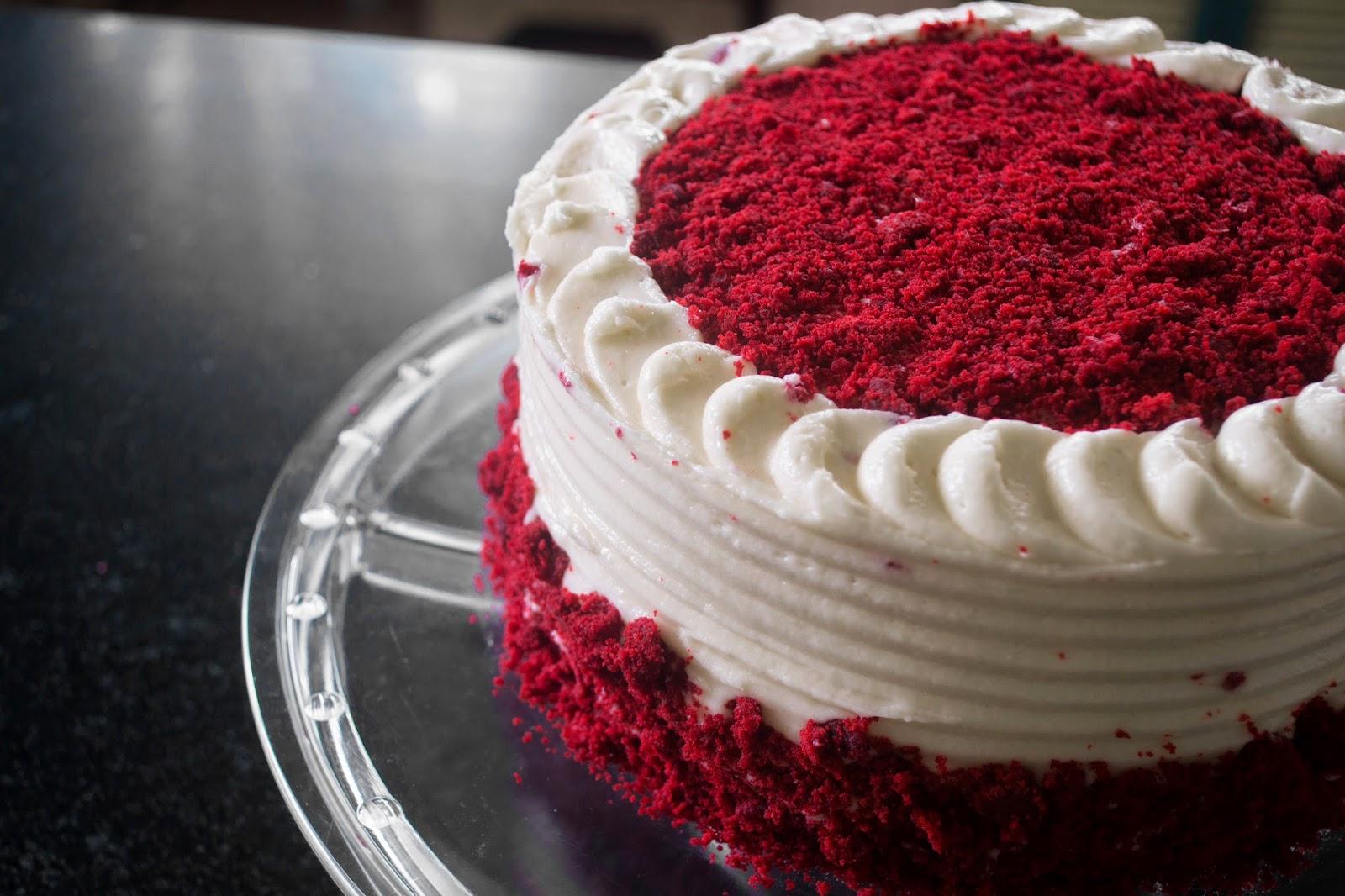 Frost Amp Serve Red Velvet Cake Recipe
