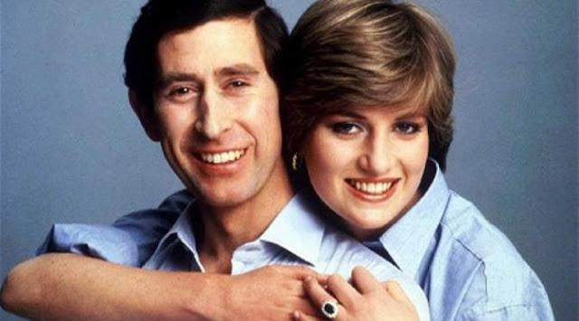 Kisah Pangeran Charles dan Putri Diana
