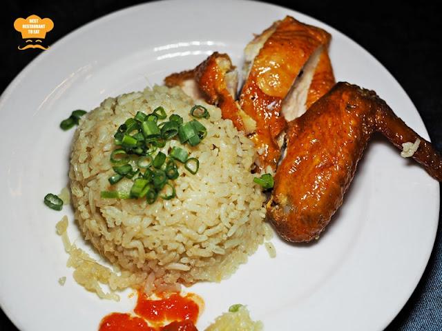 Hainanese Chicken Rice One World Hotel Bandar Utama Cinnamon Coffee House