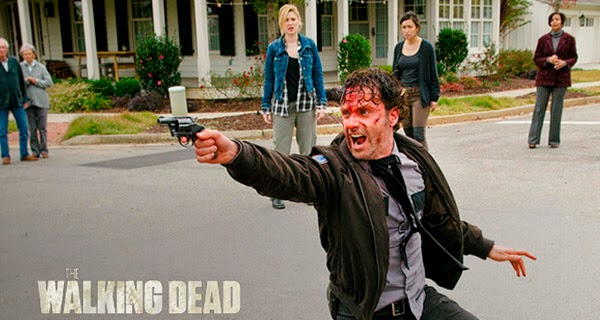 The Walking Dead 5x16 - Conquer