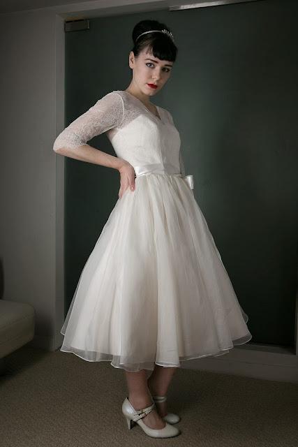 Vintage Inspired Wedding Dress Of The Week In Dreamy