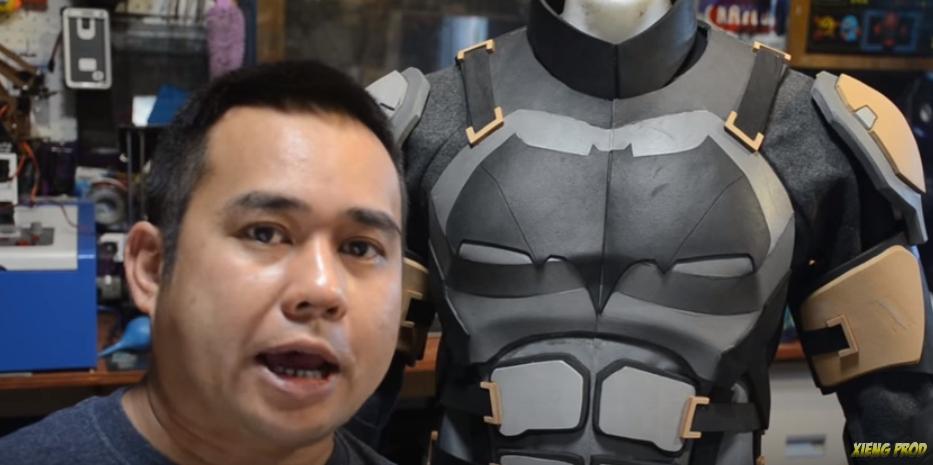 Como Hacer Una Armadura De Batman
