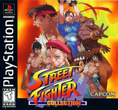 descargar street fighter collection psx por mega