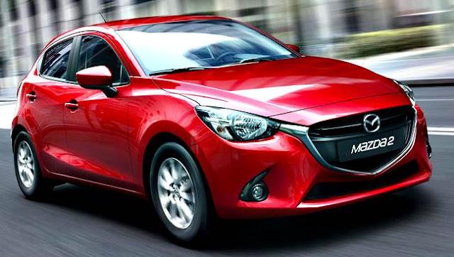 Mazda 2 2018: nuevas características